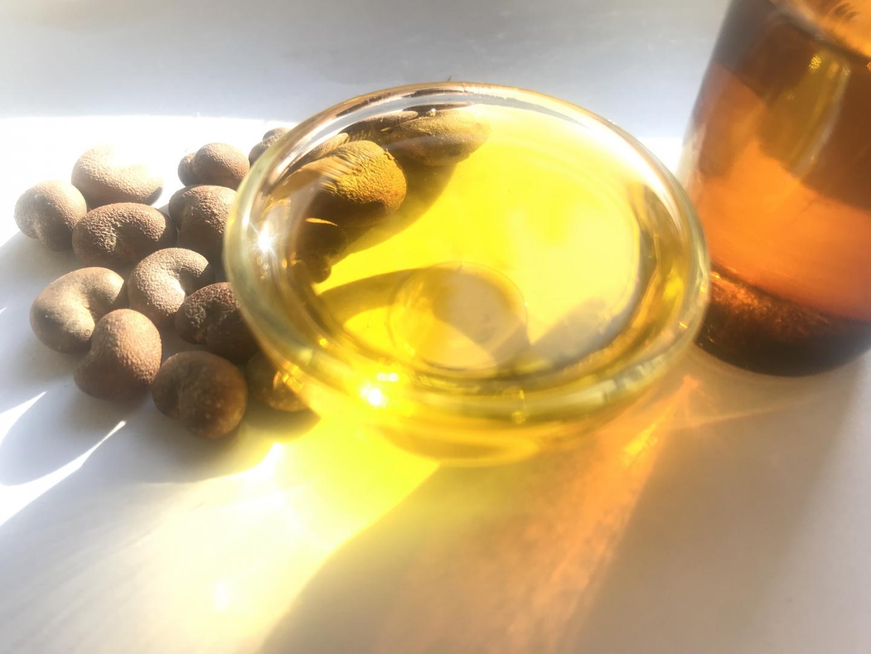 Tissue Oil Helps Heal Burns
