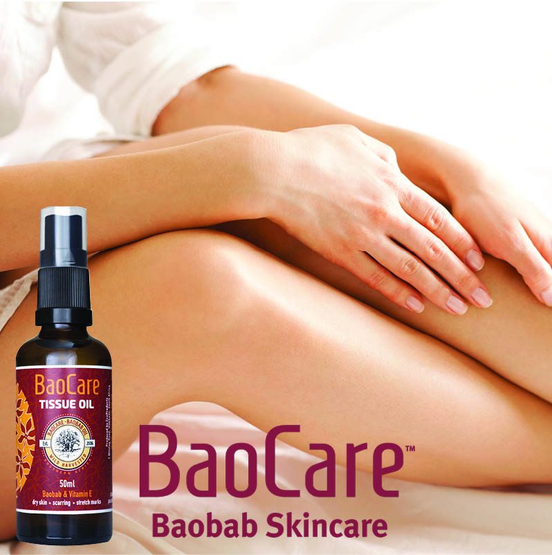 Why is Baobab Oil The Best Solution For Dry Skin?