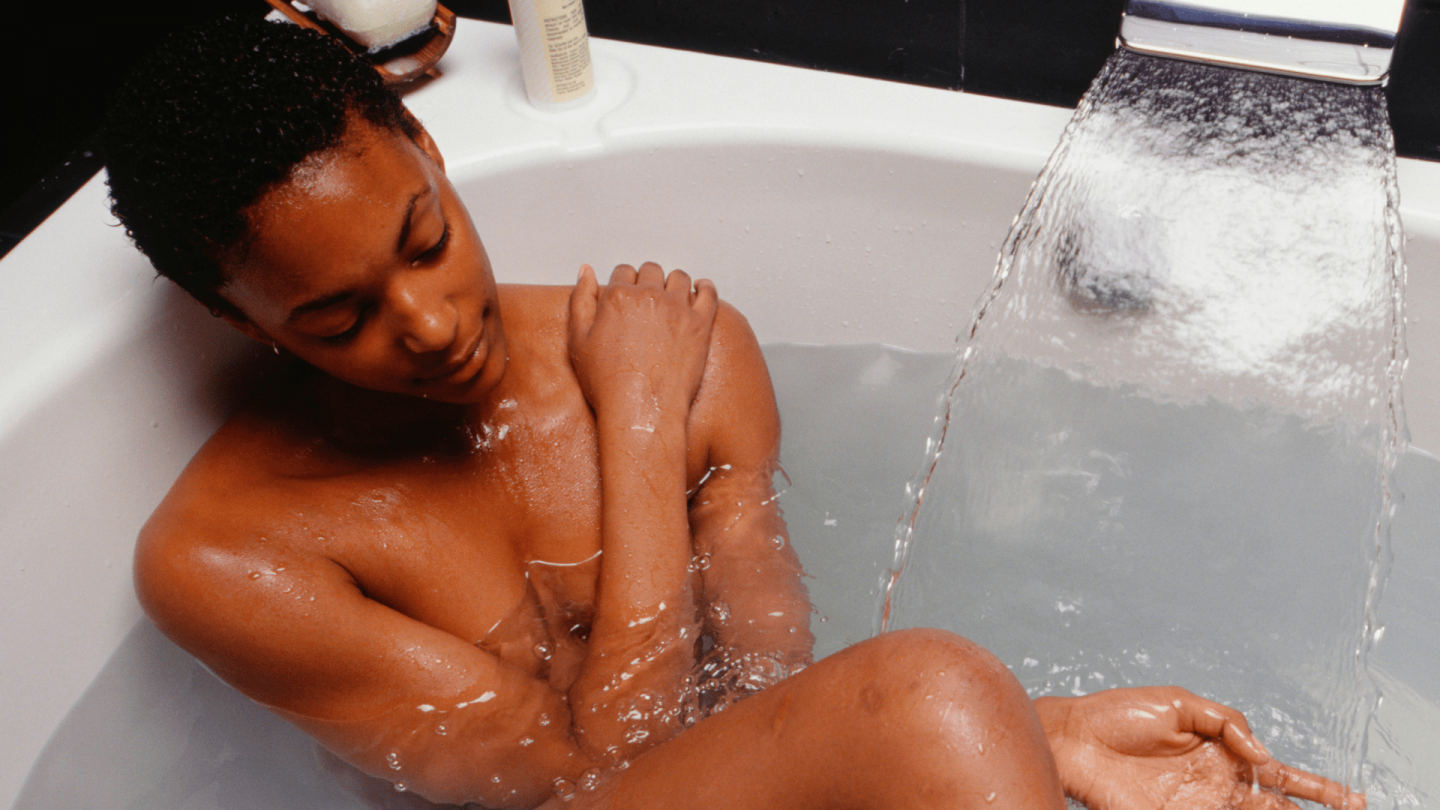 A Soothing Bath Time Ritual for Eczema